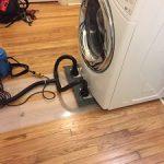 broken home appliance