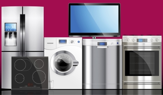 energy hungry appliances