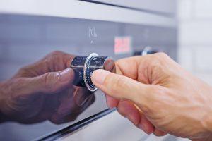 oven temperature setting